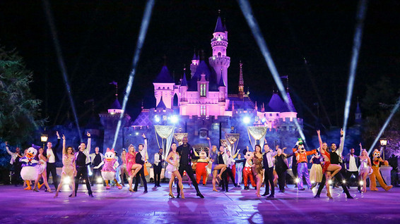 Dancing with the Stars S28 Disney Night - Lighting Programmer