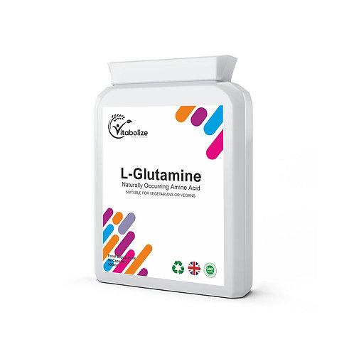 L-Glutamine 500mg 90 Capsules
