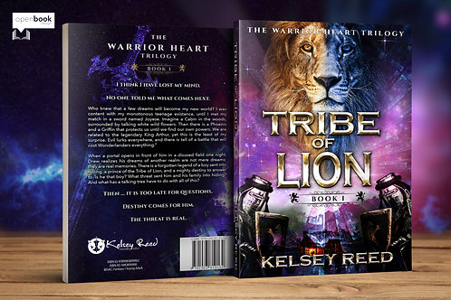 Tribe of Lion book