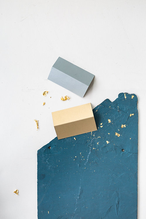 Blank Metallic Place Cards - Set of 20