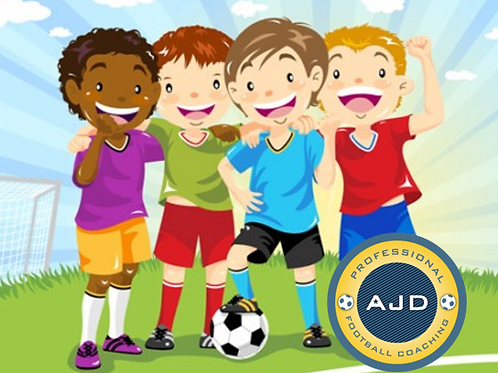 AJD Football & Friends Party