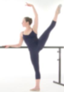 Franziska Rosenzweig At Holistic Ballet DVD Level 3: Advanced