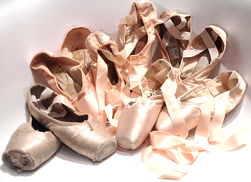 pointe shoes for ballet class