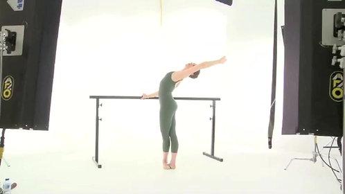 Holistic Ballet DVD Level 2: Intermediate