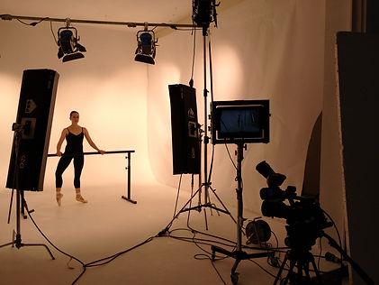 filming Holistic Ballet DVD