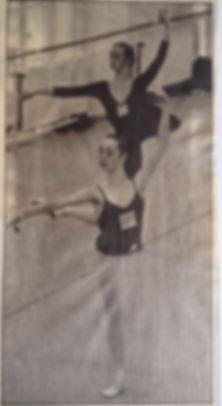 Franziska Rosenzweig, ballet teacher and former ballerina