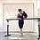 Thumbnail: Holistic Ballet pointe class