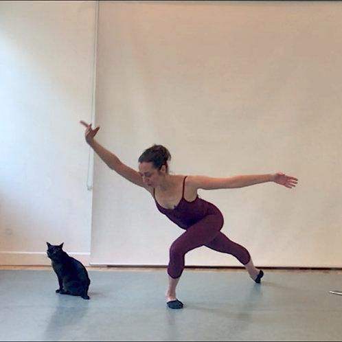 Holistic Ballet intermediate+ class