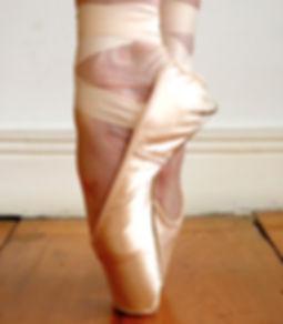 ballet pointe course