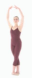 ballet position épaulement