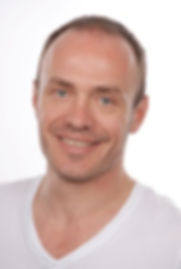 Daniel Schwager, London based massage therapist