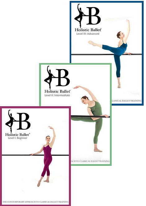 complete Holistic Ballet DVD series