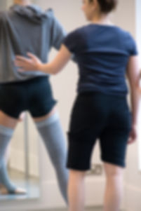 Holistic Ballet class