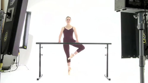 Holistic Ballet DVD Level 1 : Beginner