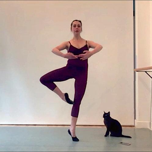 Holistic Ballet beginner class