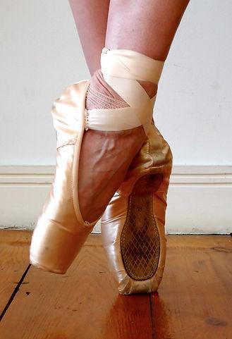 ballet pointe technique