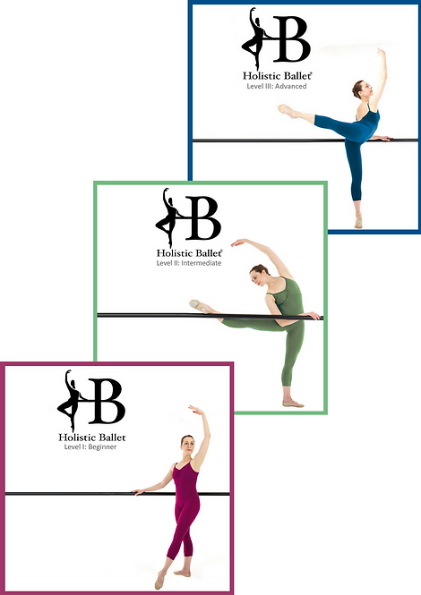 Holistic Ballet DVD Bundle download: Purchase via the link in the Product Info