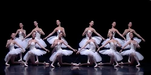 Études ballet