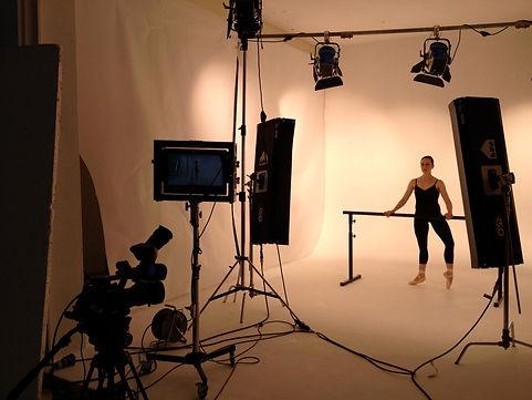Holistic Ballet DVD film shoot