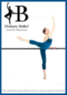 Ballet Class DVD: Level 3