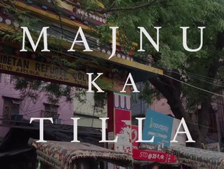 Majnu-ka-tilla, un piccolo Tibet a Delhi