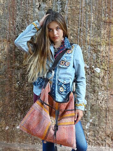 """Handmade tribal jewelry & bags"""