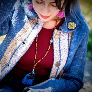 Jacket Cantha Redingote short