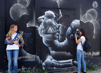 Photo shooting alla Darsena di Ravenna