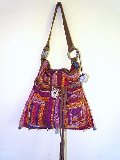 Lambanis Bag Big Double Embroidery LBD4