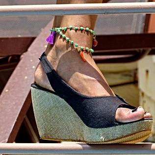 Fancy Ankle