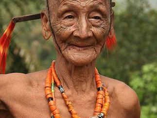 I guerrieri del Nagaland