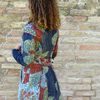 CANTHA JACKET  Redingote Long 7 Size S