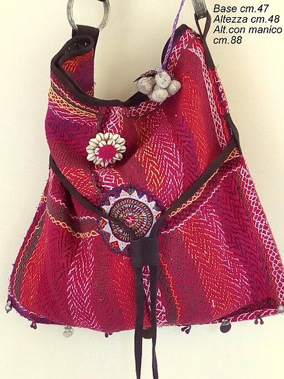 Lambanis Bag Big Double Embroidery LBD6