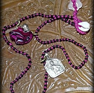 Lucky Charm purple