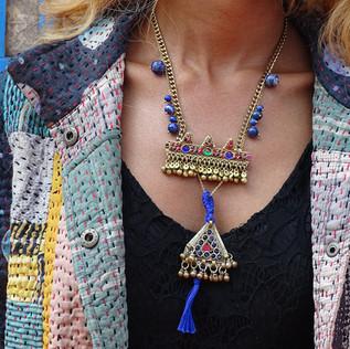Afghani Short Necklace