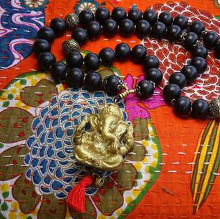 Ebony Ganesha