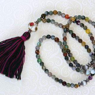 Spiritual Freedom   (Colourfull Agate)