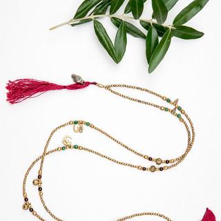 Tibet Tribute Necklace