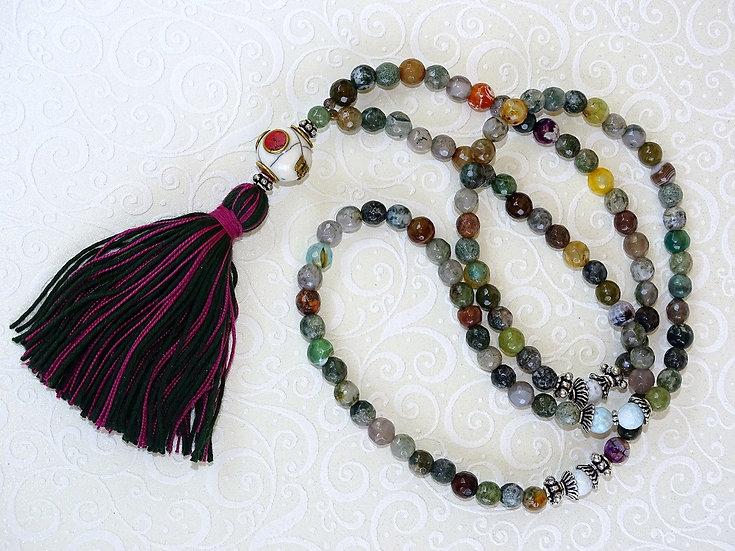 Spiritual Freedom (colorful Agate)