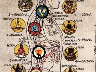 Chakras, le Ruote della vita