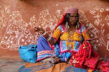 Kothaliya, il ricamo dei Rabari