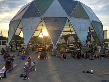 YogaZo at Explora