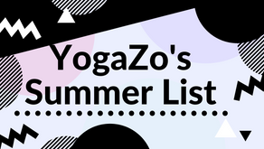 YogaZo's Summer Hit List
