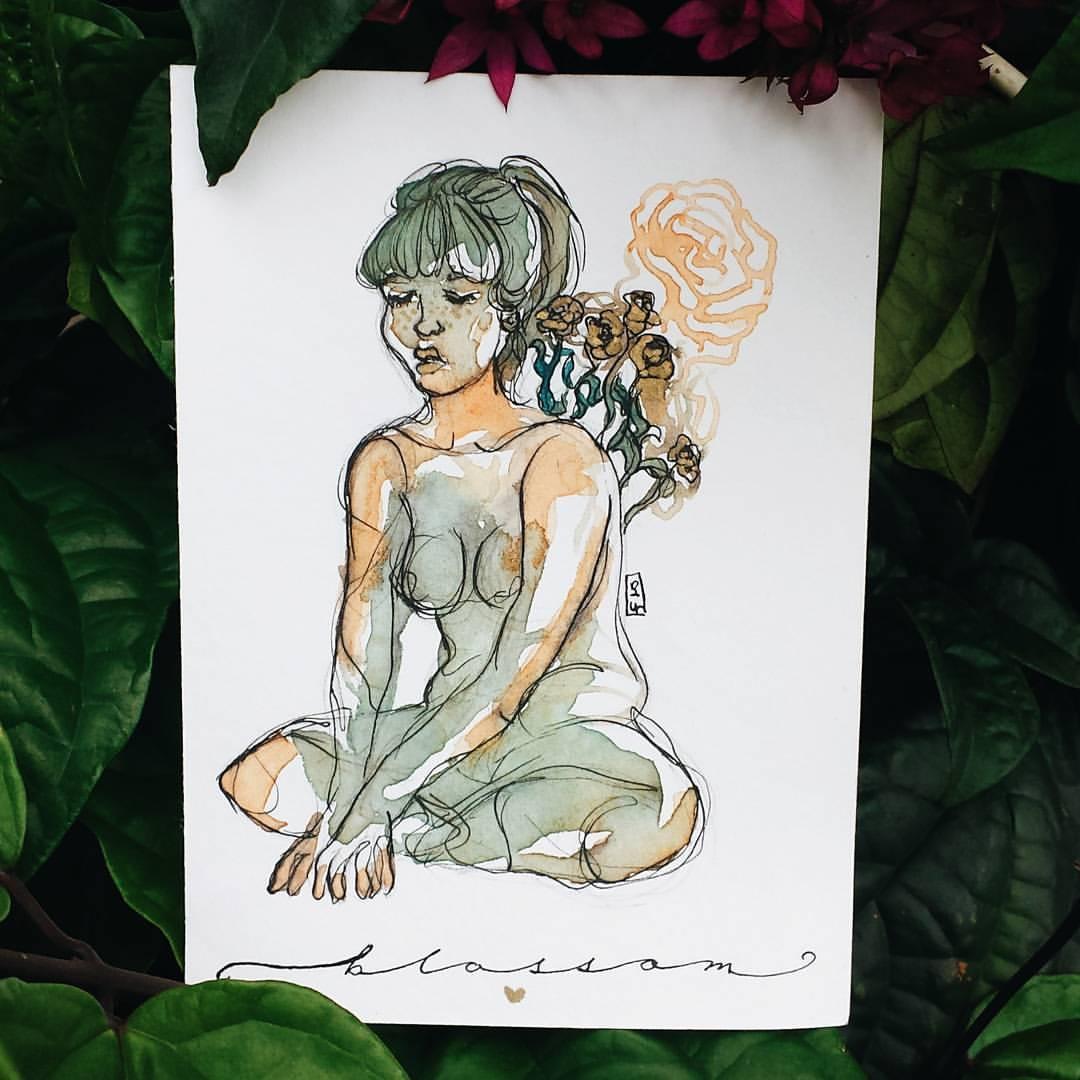 Blossom | Mona Borelli