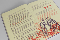 Estação no Inferno - Livro Ilustrado