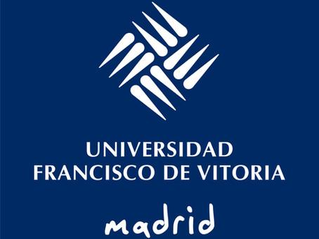 PROFESOR ASOCIADO  EN LA UNIVERSIDAD FRANCISCO DE VITORIA