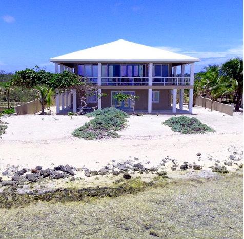 Casa en el Mar Azul Cover Shot