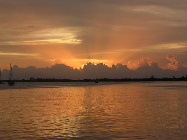 Utila Sunset