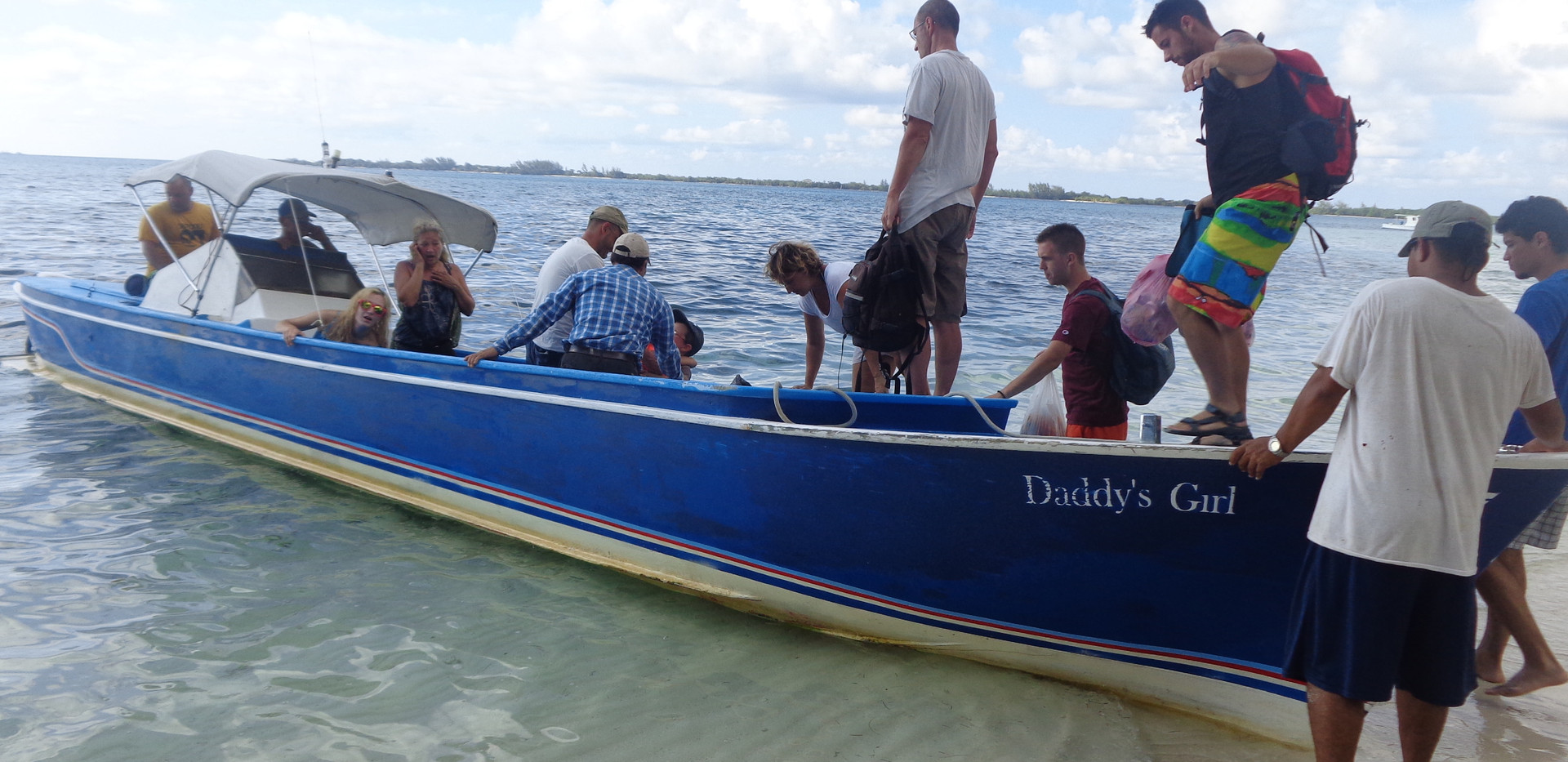 Water Caye Day Trip
