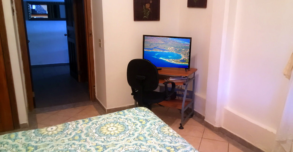 East Bedroom with work station
